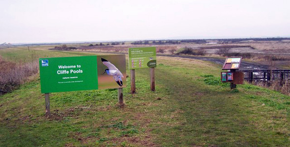 Cliffe Pools RSPB Nature Reserve