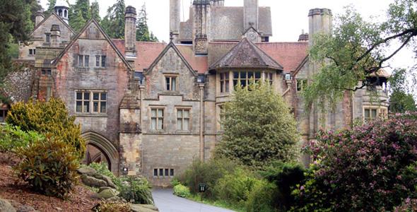 Cragside House, Gardens and Estate