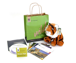 WWF Animal Adoption Pack